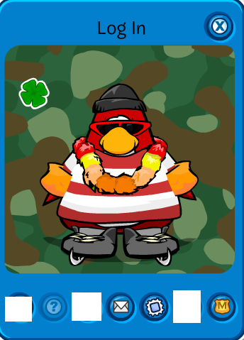 Featured Penguin Name 2 Log in